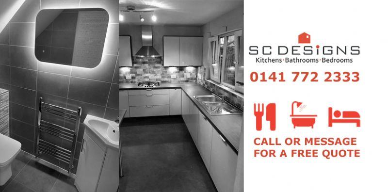 SC Designs, Glasgow | Kitchen Manufacturer - FreeIndex