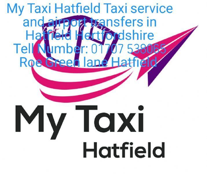 My Taxi Hatfield, Hatfield | Taxi Company - FreeIndex