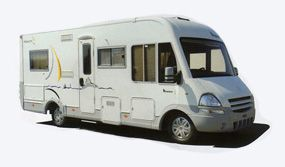 Cool Motorhome For Hire  5 Berth  Freestyle 590RS  Location Tameside