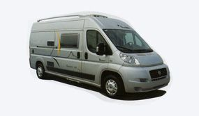 Model Motorhome For Hire  4 Berth  Swift Kontiki 655  Location West