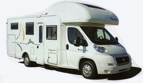 Awesome Motorholme Hire  5 6 Amp 7 Berth Motorhomes In The North West UK