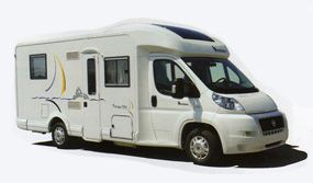 Awesome Motorhome For Hire  4 Berth  Autosleeper Pollensa  Location