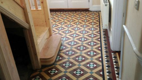 London Mosaic Tiling In Forest Hill London Uk