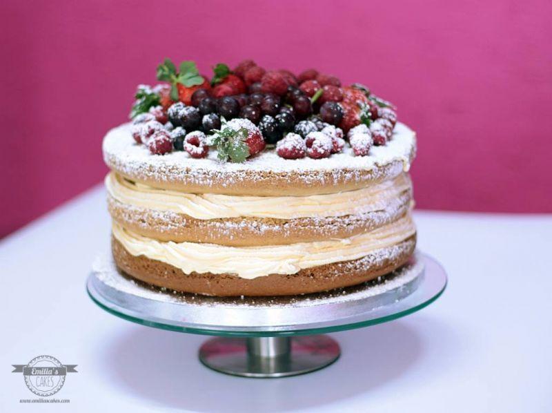 Gluten Free Cake Coventry