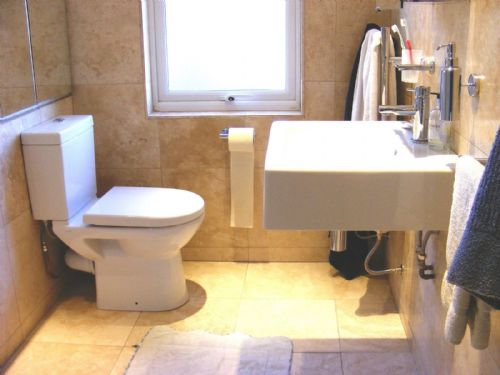 Traditional Family Plumbers And Tilers Bathroom Fitter In Hackney London Uk