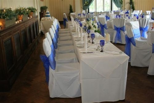 rainbow wedding shop chair cover hire company in rugby uk