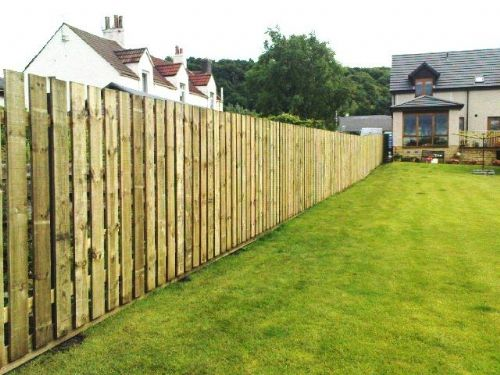 Timber Fence Edinburgh 102 Reviews Fencing Contractor