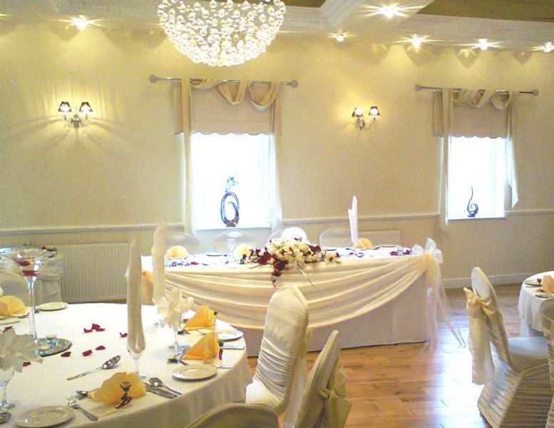 Tiffanys Hotel Blackpool Weddings