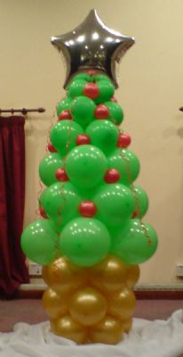 Set Up Christmas Tree